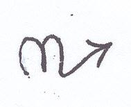 scorpio glyph