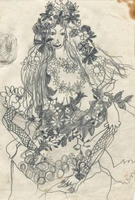 Flora, 1956