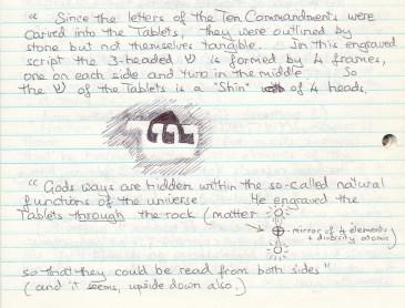 Kabbalah 1989 15