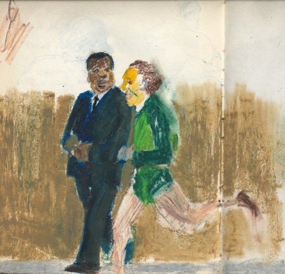 32 liverpool sketchbook 1968 4 - street scene