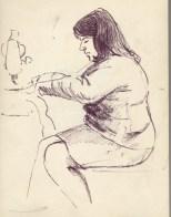 160 pestalozzi sketches - deborah