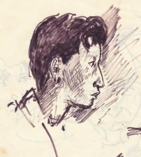 225 pestalozzi sketches - pasang