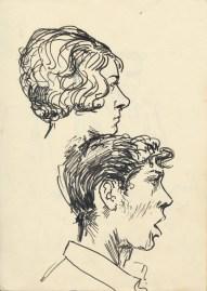 309 Pestalozzi sketches - John and ...?