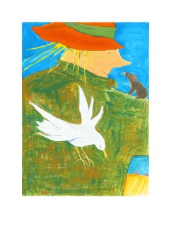 The Mouse and the Seagull