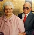 George and Dorcas Wedding Anniversary