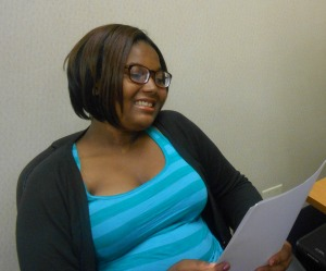 Euphoria Davis, consultant from Black Girl Brown Sugar