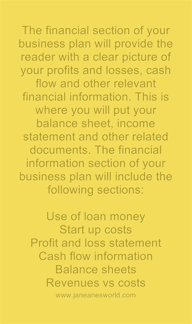 The-financial-section-of