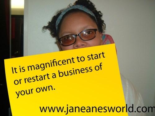 magnificent Monday, start, restart, business, SMART, plan, business plan, take action