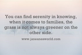 life is not always greener www.janeanesworld.com