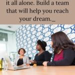 It is fantastic to know for many business owners, teamwork really does make the dream work. A while ago, a few bloggers/business owners and I got together to do a $100 giveaway to one of our readers. The idea behind the giveaway was that a small amount of money can make a small dream come true or be the first step towards accomplishing a big dream. We worked together to fund and host the giveaway. Let me give you the names and blogs of the women who showed such teamwork in helping someone else's dream work.