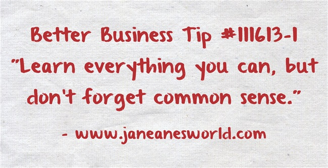 Better-Business-Tip