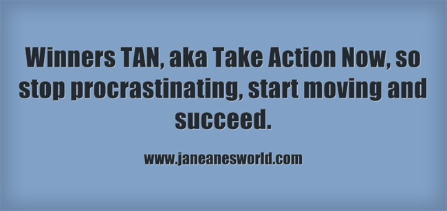 www.janeanesworld.com learn from tan
