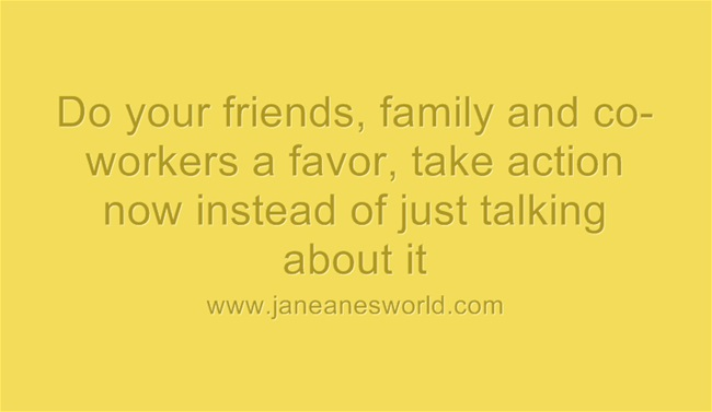take action now fantastic a to z challenge www.janeanesworld.com