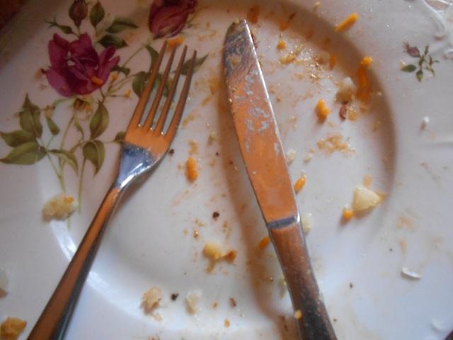 #JvilleRecipes empty plate www.janeanesworld.com