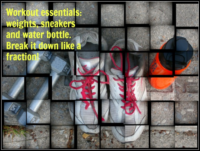 exercise essentials Nestle Pure LIfe Water www.janeanesworld.com