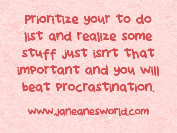 Prioritize-your-to-do www.janeanesworld.com