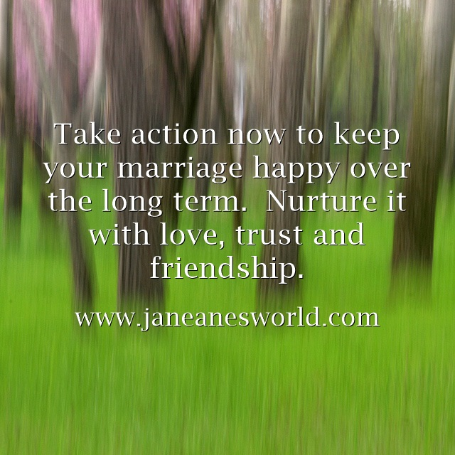 www.janeanesworld.com nurture your marriage