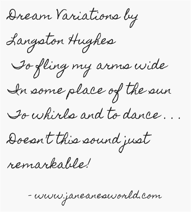 dream variations www.janeanesworld.com