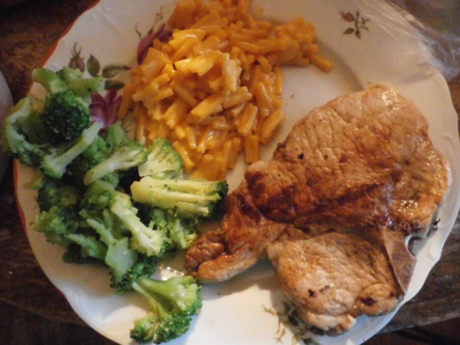 pork dinner www.janeanesworld.com
