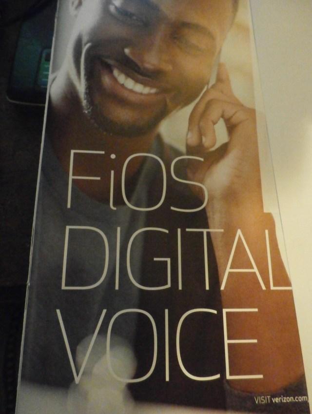 Verizon FiOS voice service www.janeanesworld.com