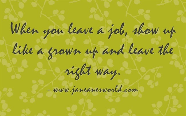 be grateful for work www.janeanesworld.com