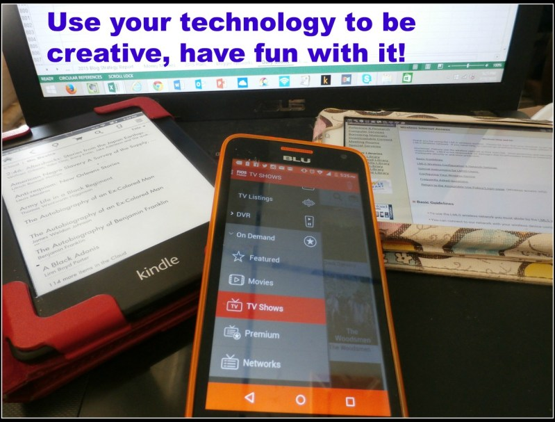 technology and creativity