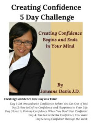 Cover Creating Confidence 5 Day Challenge