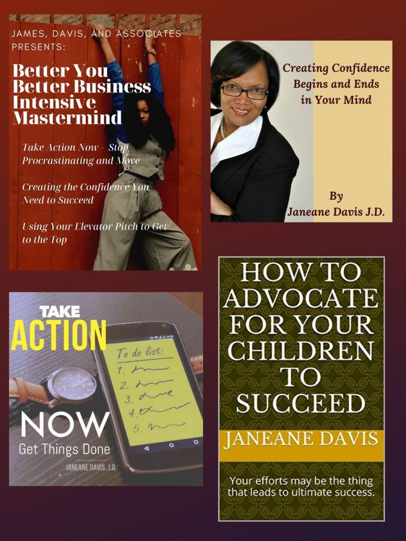 James Davis and Associates Resource Sales Page
