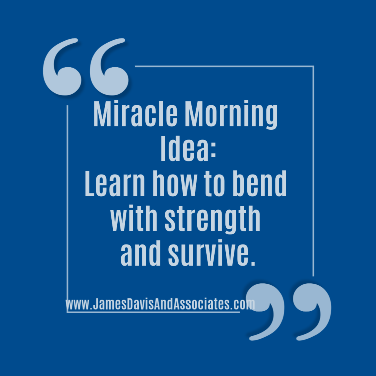Miracle Morning - How Flexible Are You?