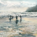 Evening Tide, Lt. Ed. 12 x 16 Giclee on Paper (some larger Artists Proofs), $300