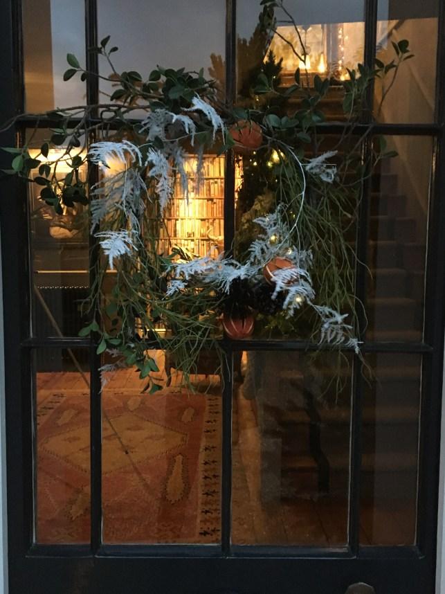 Fab faux wreath