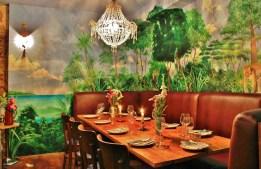 The Jungle Room, Blanchette, London