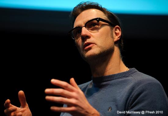 David Morrissey, 2010