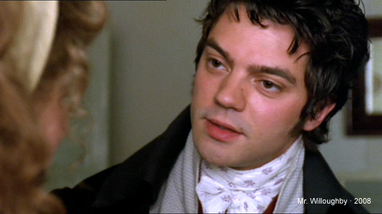 Willoughby 2008, Dominic Cooper