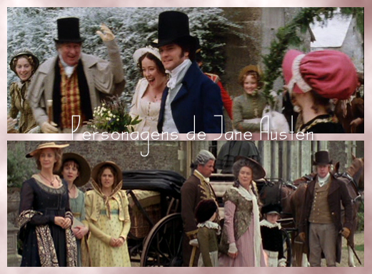 Personagens de Jane Austen