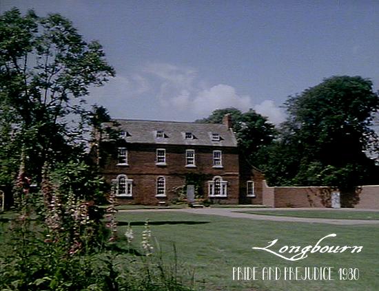 Longbourn, Orgulho e preconceito 1980