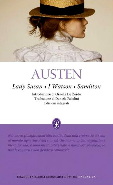 I Watson e Sanditon, em italiano