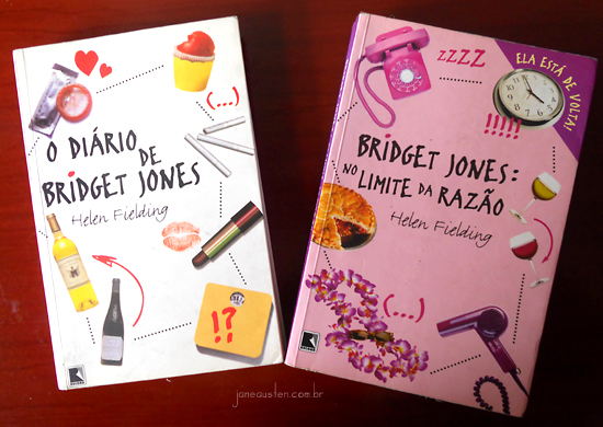 Bridget Jones, livros