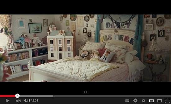 Austenland, trailer oficial