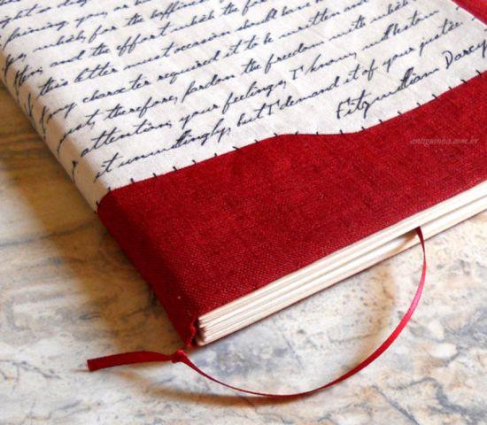 Caderno Carta Mr. Darcy _ Loja Antiguinha