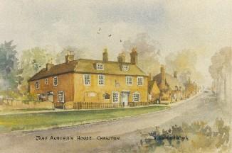 Chawton Cottage, la casa de Jane Austen