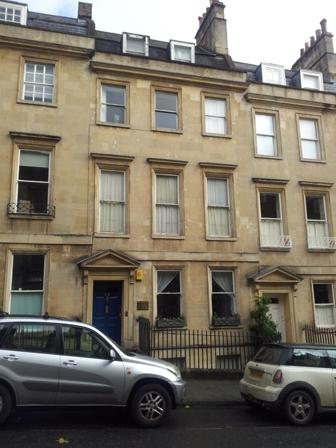 Where Mr Austen died
