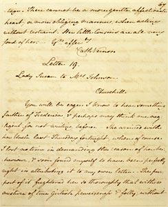 morgan exhibit letter
