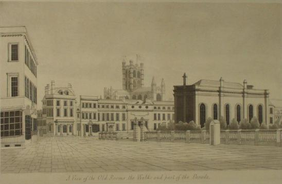 Lower Assembly Rooms at Terrace Walk, Benjamin Morris