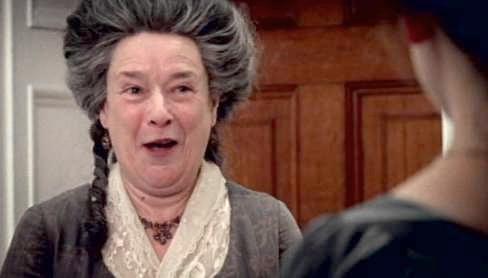 Mrs. Jennings was vulgar and effusive as ever.