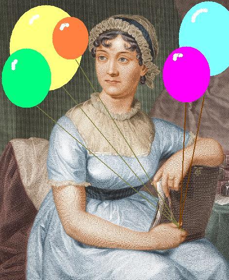 Celebrate with Jane Austen's World