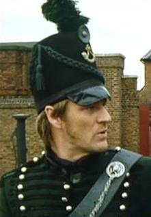 Sean Bean as Richard Sharpe