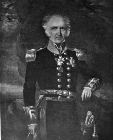 Vice Admiral Sir Francis Austen