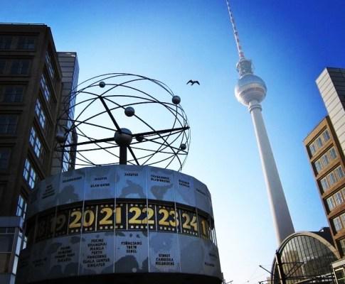 Getaway til Berlin