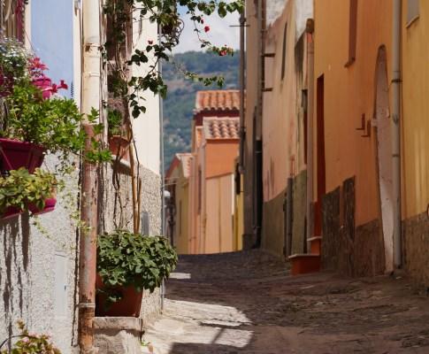 Getaway med børn til Sardinien